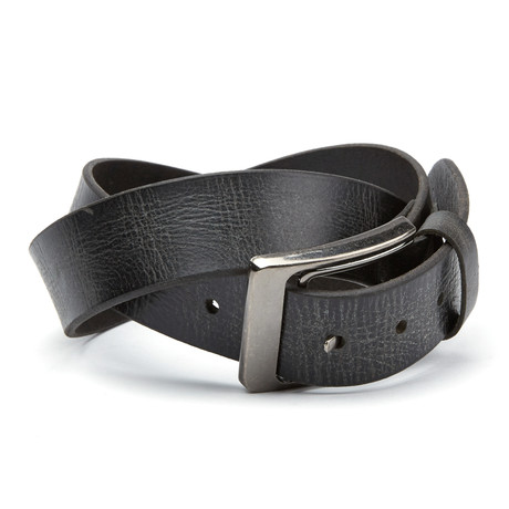 Souled Out // The Monarch Belt // Black
