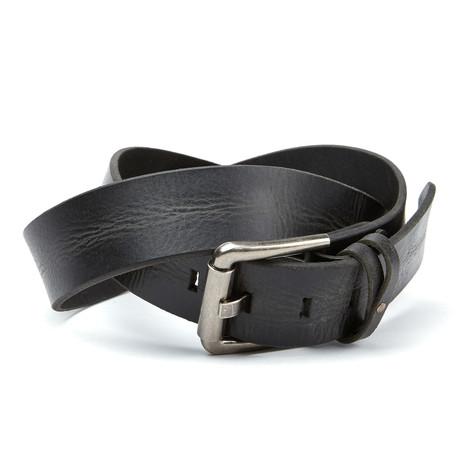 Souled Out // De Markies Belt // Black