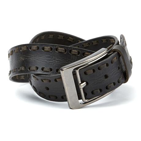 Souled Out // The Duke Belt // Black