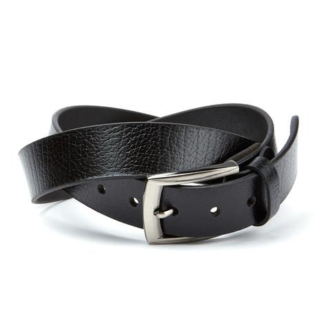 Souled Out // De Esquire Belt // Black