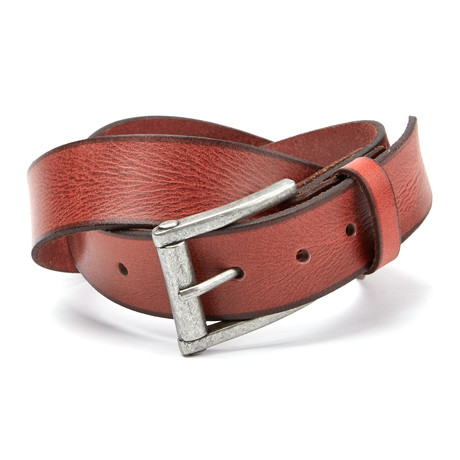 Souled Out // The Bishop Belt // Red
