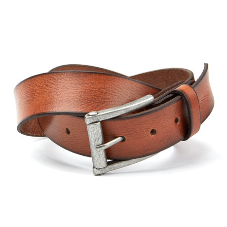 Souled Out // The Bishop Belt // Tan