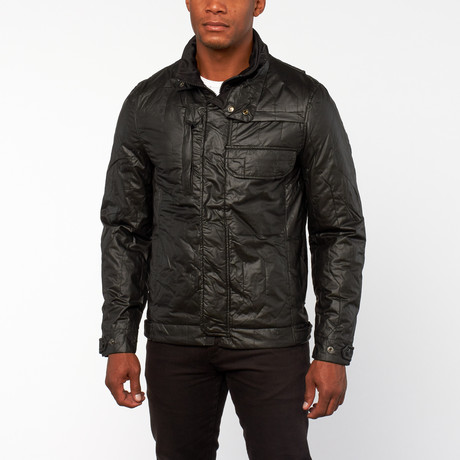 Brookhaven gewatteerde Survival Jacket // Black