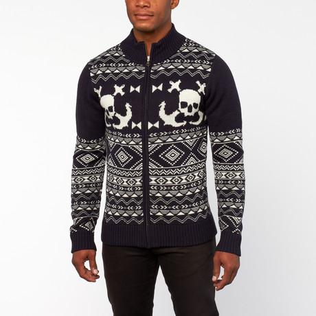 Boris Sweater // Navy