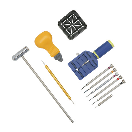 Portable Watch Repair Kit