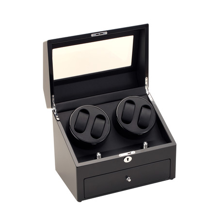 Quad Watch Winder (Black)