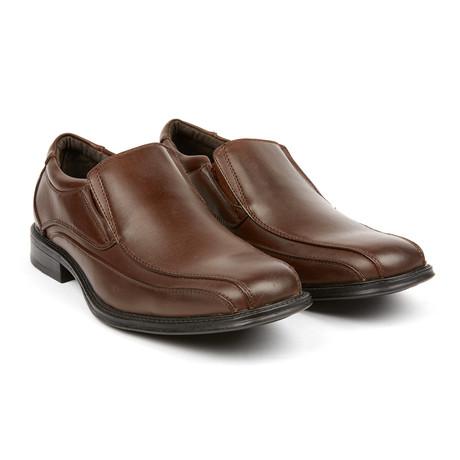 Slip-On Loafer // Brown