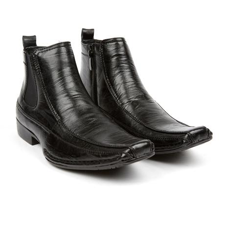 Chelsea Boot + Zijrits // Black