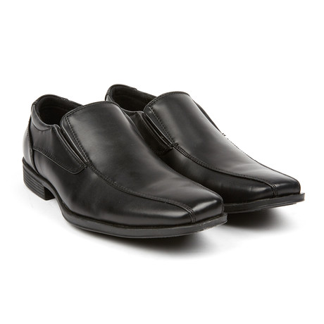 Essentiele Dress Loafer // Black
