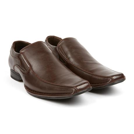 Dress Loafer // Dark Brown