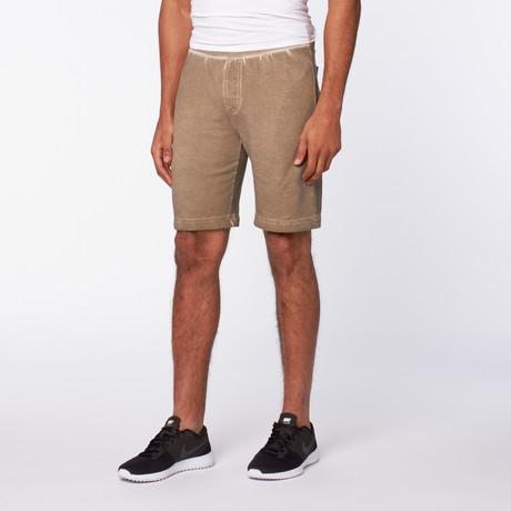Comfort Shorts // Brown
