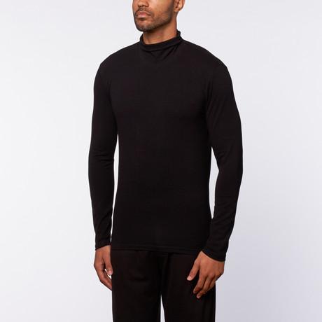 trui aantrekken // Black