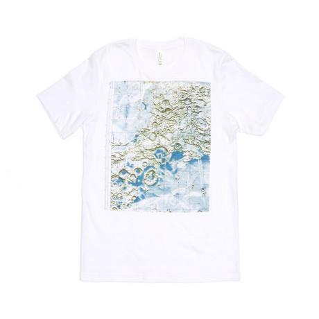 Kaart Lunar Tee // White