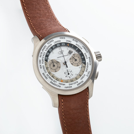 Girard Perregaux reizigers Chronograph // 49700-21-132-HBBB