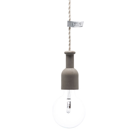 Plafond Beton Lamp // Small