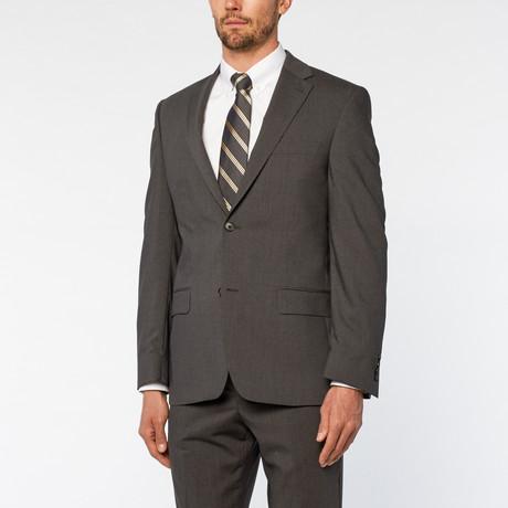 Atlanta sportscoat + Trent Broek // Banker Grey