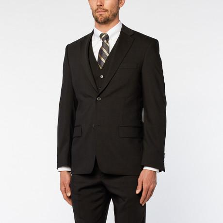 Atlanta sportscoat + Vest + Trent Pant // Black
