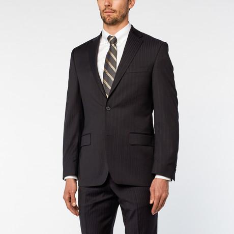 Urgel sportscoat + Trent Pant // Navy Streep