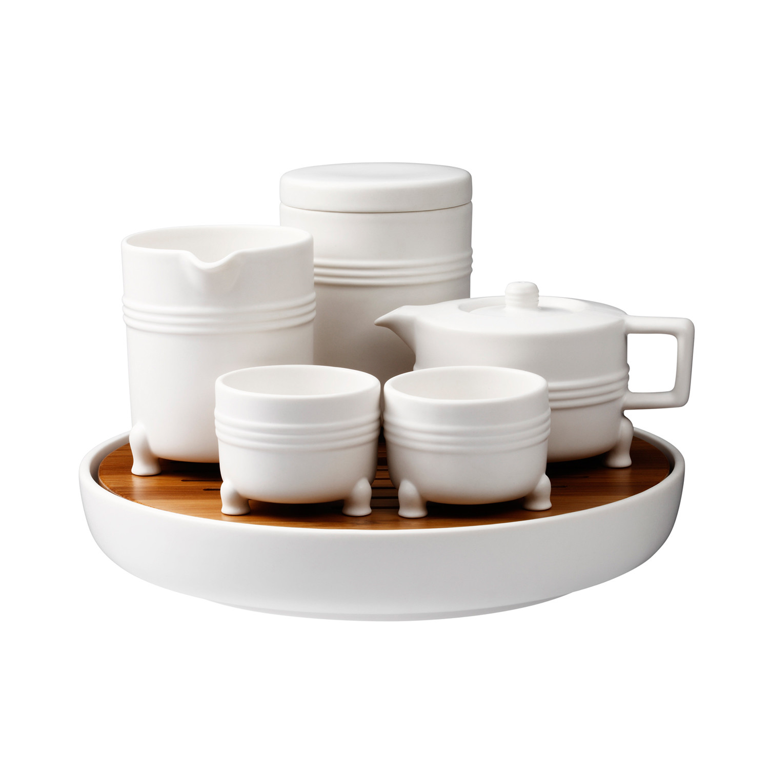 string tea set  jia  touch of modern - string tea set