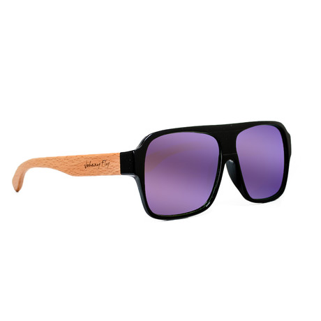 aefa1800eeae Johnny Fly - Leather Bags   Wooden Sunglasses - Touch of Modern