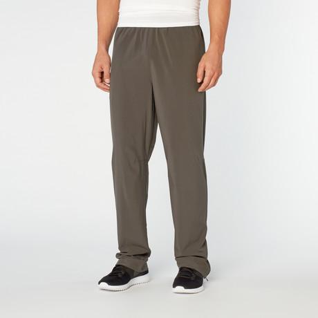 Stretch Woven Pant // Asphalt