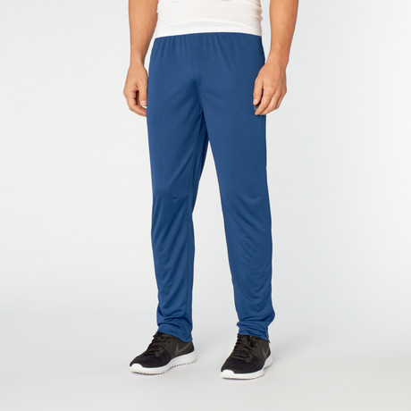 Tech Voetbal Pant // Estate Blue