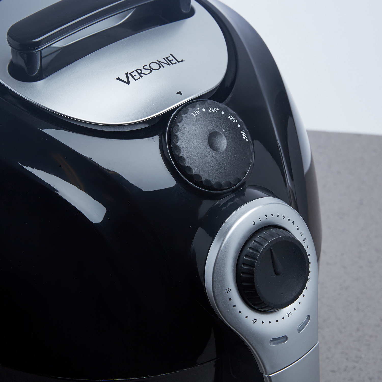 Vslaf130 oil free air fryer versonel touch of modern Modern home air fryer