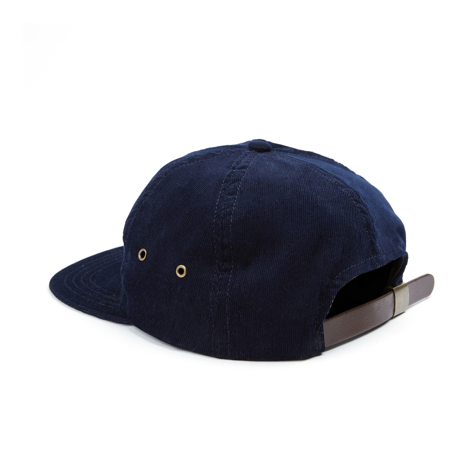 Classic Corduroy Polo Hat    Navy - The Essential Supply Co. - Touch ... c2e28f1915c