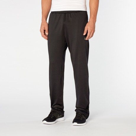 Tech Voetbal Pant // Black