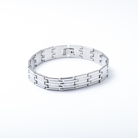 Link Bracelet // Roestvrij staal