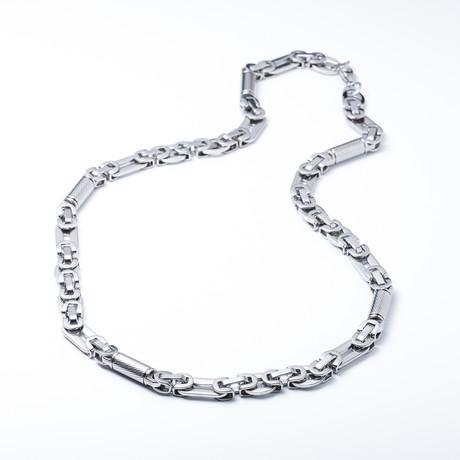 Byzantijnse Tube Chain Ketting
