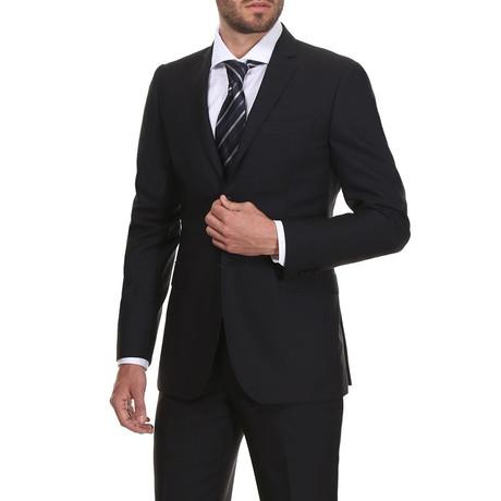 Slim Classic Suit // Steel Blue