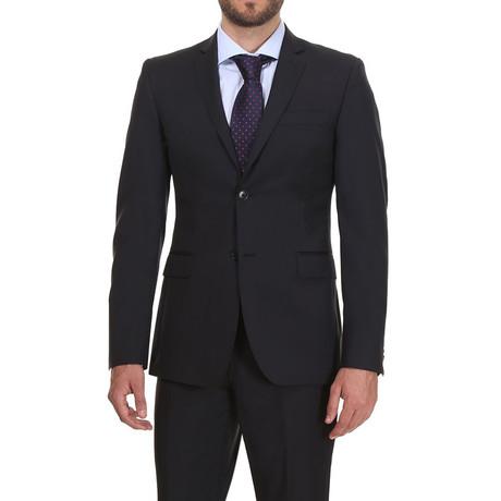 Slim Classic Suit // Deep Blue