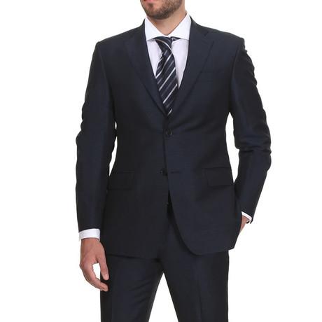 Classic Suit // Midnight Blue