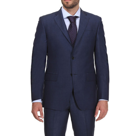 Classic Suit // Bluette