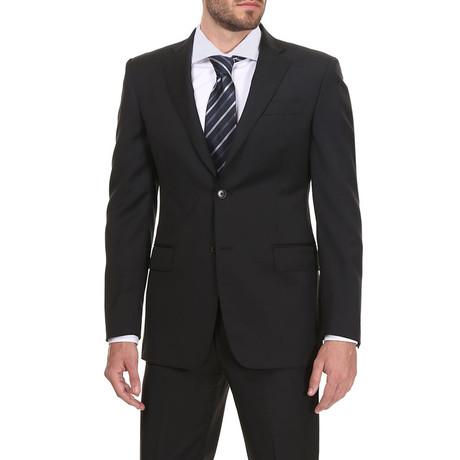 Classic Suit // Solid Black