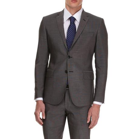 Slim Classic Suit // Grijs + Black