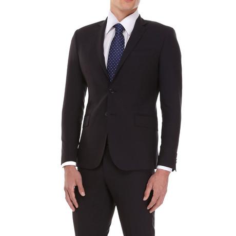 Slim Classic Suit // Steel Black