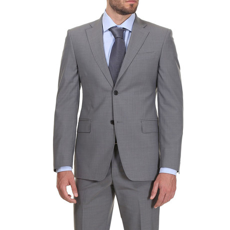 Classic Suit // Light Grey