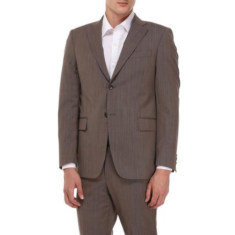 Classic Suit // Chocolate