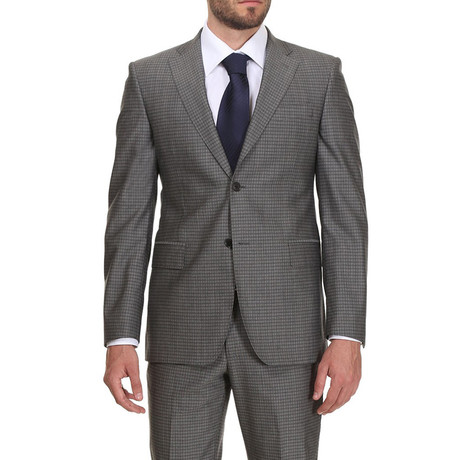 Classic Suit // Grey Check