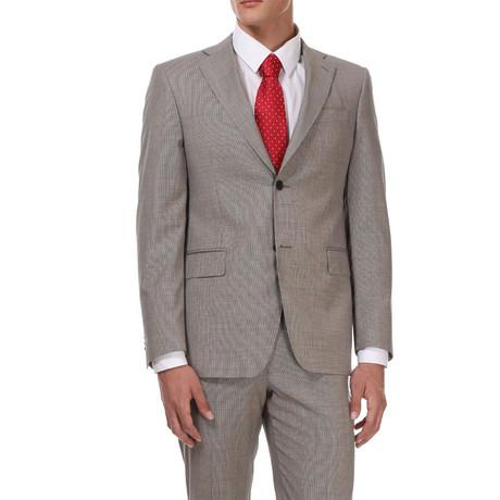Classic Suit // Light Brown
