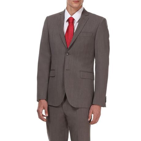 Slim Classic Suit // Grey