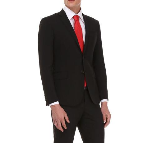 Slim Classic Suit // Black
