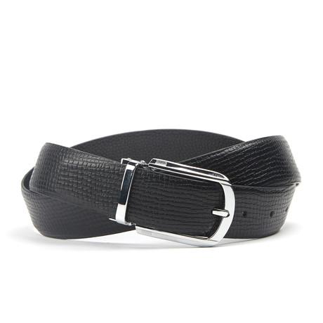Traditionele Belt // Black Pattern