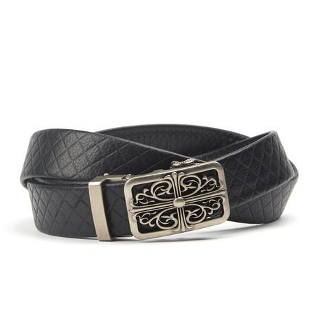 CREST Track Belt // Black Diamond