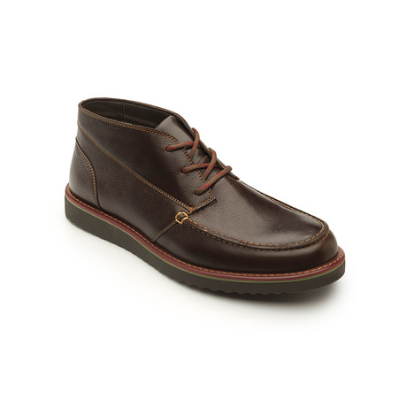 Souto Boot // Chocolate