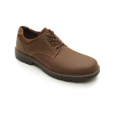 Baker Boot // Chocolate