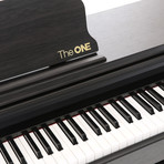 The One Smart Piano : the one smart piano black the one touch of modern ~ Russianpoet.info Haus und Dekorationen