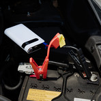Car Jump Starter with Air Compressor